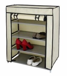 Tejido Non-Woven armario armario de ropa//armario armario de zapatos de plástico