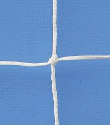 Polythelene Material-Fußball-Ziel-Netz