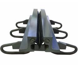 de Verbindingen van de Uitbreiding van de Brug van de Verbinding van de Strook van het Staal van de Beweging van 80mm