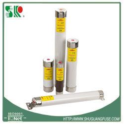 Limitar la corriente de alta tensión el fusible de protección de transformador