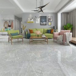 Fabricado na China 600x600 vidrados cerâmicos polida parede piso de mosaico de porcelana