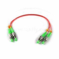 FC/LC-ПОСЛЕ ЗАМКА ЗАЖИГАНИЯ/блок защиты и коммутации Dx Оптоволоконный патч кабель Sm/мм соединительный кабель