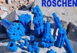 Rocket bits pour la distribution par SRD de forage ou de forage Tophammer