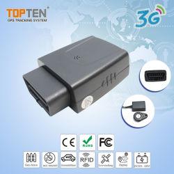 OBD Plug and Play 3G con GPS Tracker Tk208s la optimización de seguimiento-EZ