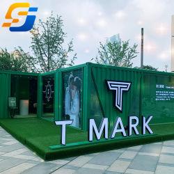 Portable moderno personalizzato della fabbrica che piega la Camera vivente espansibile di lusso del contenitore di 20FT 40FT Australia da vendere