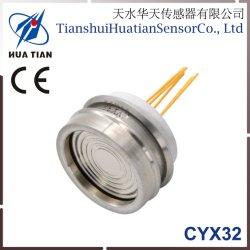 Cyx32 remplis d'huile de silicone ultra-fin du capteur de pression