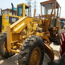 Le japonais utilisé bonne condition de travail caterpillar 140g de niveleuse à moteur de roue