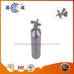4つのフルートのRプロフィールTスロット炭化タングステンのプロフィールの製粉カッター