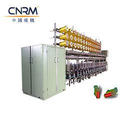 2020 Cnrm إمداد Tfo PP الحبل يفرن حلقة التواء Spining الماكينة
