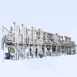 طحن الطحين آلات طحن القمح معالجة الحبوب مطحنة