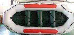 4.1m 13, 5FT Één Boot van Rafting van de Kajak van de Redding van de Vissersboot van het Stuk speelgoed van de Vloer van de Straal Opblaasbare