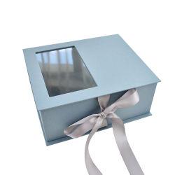 Klaar te verschepen! ! Doos van de Bloem van de Dag van de nieuwe Creatieve Valentijnskaart van de Doos van het Karton van de Chocolade van het Huwelijk van de Doos van de Gift van de Bloem Vierkante Koreaanse de Verpakkende