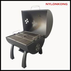 Hot Sale Portable Filets de fer de moulage Barbecue grill au charbon pour l'extérieur pliable Camping Barbecue
