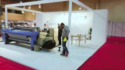 Métier à tisser d'alimentation de la machine à jet d'air métier à tisser Machines textiles