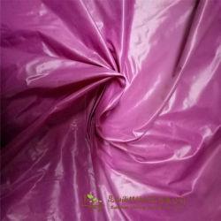 Fornecimento de Nylon Tecido Taffeta impermeável para guarnição de roupa, prensa, o Casaco e prova fina