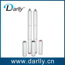 Предохранительный фильтр перед началом производства PP гофрированный фильтр 0,45 мкм в выжмите сок из приложения