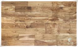 Un revêtement de sol solide d'Acacia/Hardwood Flooring/Nature/ménage de couleur, Handscaped