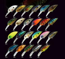 Nuevo diseño de cebo de pesca de la simulación de 4,7g/39mm Color pequeños Anzuelos