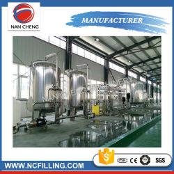RO Usine de traitement de l'eau de l'équipement machine d'emballage de remplissage
