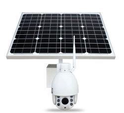 60W太陽電池パネルが付いている960p 4G WiFi IPの保安用カメラ