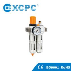 Le compresseur pneumatique les unités de traitement de l'ensemble FRL Source d'air