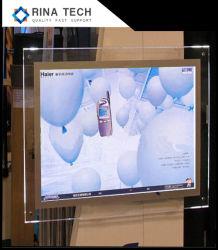 LED boîte à lumière Acrylique Crystal/ Adversiting LED pancarte