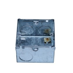 """إفريقيا وسط شرقيّ أحد مجموعة 3*3 كهربائيّة """" [35مّ] [ج] صندوق معلنة [جونكأيشن بوإكس]"""