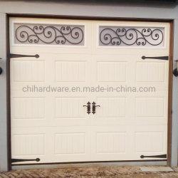Norme de sécurité porte de garage sectionnelles Section porte de garage avec Windows