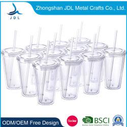 Сублимация Skinny штифтов Magic кружка пива пластмассовый кофе светится питьевой стекла изолированный продажам продуктов горячей воды