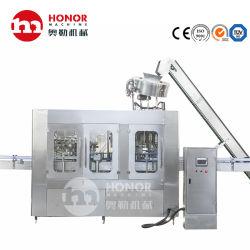 Het is geschikt voor een serie van drie in één Automatische vul- en verpakkingsapparatuur van niet-gasvruchtenwijn en Likeur
