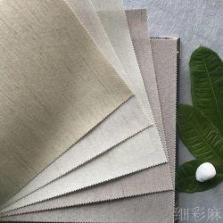 Wallcovering textil de estilo moderno Tejido de lino papel tapiz para papel de la pared impermeable Inicio
