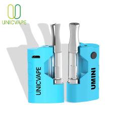Цветной дым сигареты мини-Size Vape перо для Конвенции о биологическом разнообразии масло керамические испаритель подъемом