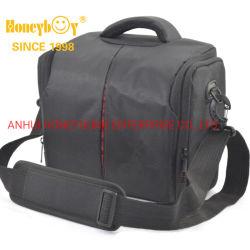 Взять на себя большие цифровые видео сумка для переноски с мягкими вставками Фото видео сумка для фотокамер