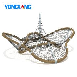 Los niños juegan al aire libre Yonglang Net escalador (YL26285)