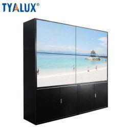 Декорации интерьера монитор 46-дюймовый LCD видео стены систем сенсорный экран телевизора