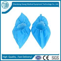 De beschermende Waterdichte/Duidelijke Dekking van de Schoen van Plastic/PE/Poly/HDPE/LDPE/CPE/Nonwoven Beschikbare pp voor de Dienst van de Verwerkende industrie van /Lab/Food