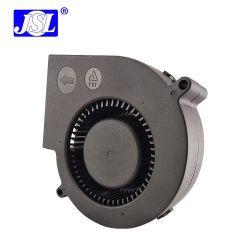 Jsl 9733 24V-12V 97*97*33 Ventilador centrífugo de alta presión DC Ventilador de refrigeración