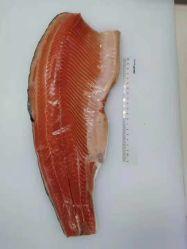 فيليه سمك السلمون المجمد في الصين