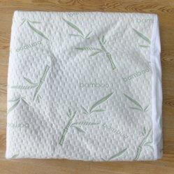 タケ防水マットレスの保護装置、カバーまたは枕抗菌性のホテルのホーム織物