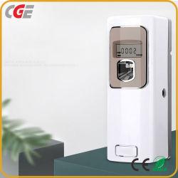 شاشة LCD ذات رائحة العطور الآلية في متجر العطور الموجود في الحائط موزع رذاذ 300 مل
