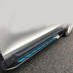 Carro de qualidade do Degrau Lateral, Carro executando Board