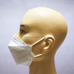 3ply/4ply/5ply KN95 /N95の使い捨て可能な保護マスクの(耳のループ及びタイ) FFP2証明書
