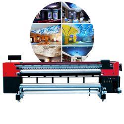 رأس الطباعة ذو سرعة عالية ذات رؤوس الطباعة Dx5 4720 XP600 ذو تغليف ألياف الكربون السريع منخفض التكلفة طابعة 3D UV صغيرة