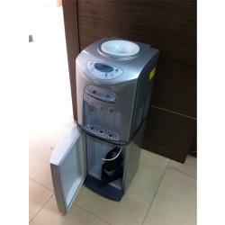 Напольные игристое холодной питьевой соды диспенсер для воды с возможностью горячей замены