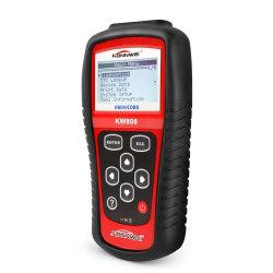 Оригинальные Konnwei квт808 OBD2 Auto автомобильный диагностический сканер инструмент автоматического сканера