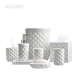 Elegant Fine Porselein Keramiek Stoneware Badkamer Sink Accessoires Set Home Huishouddecoratie