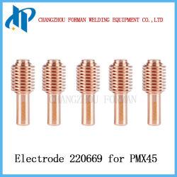 Powermax 45 プラズマ切断トーチ消耗品 45A 用電極 220669