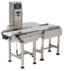 Überprüfen Sie das Gewichtssystem für Beutel/Pakete/Beutel