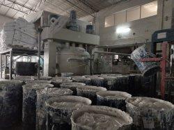 Réacteur à colle en verre chauffant à vide acier au carbone de haute qualité terminé Ensembles d'équipements de production