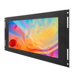 OEM/ODM de bastidor abierto de 10,1 pulgadas LED de señalización digital Pantalla LCD de pantalla de publicidad